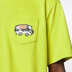 Converse Scooby Doo Green Shirt Top